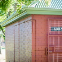 Burchell Reserve, St Peters - toilets