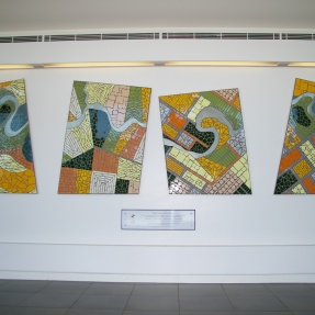 2. Four Views of the River, Payneham Library Foyer