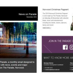 News on Parade E-update