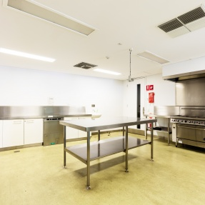 Payneham Library and Community Facility Commercial Kitchen