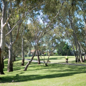 St Peters River Park Oval