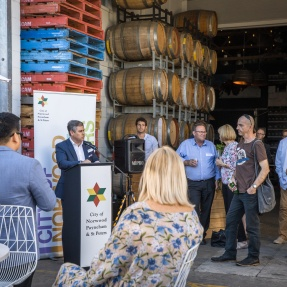 Norwood Council - Networking Function Signature Wines December 2017-30