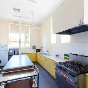 Payneham Community Centre Main Hall Kitchen