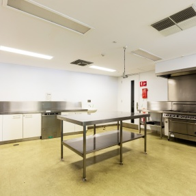 Payneham Hall Commercial Kitchen