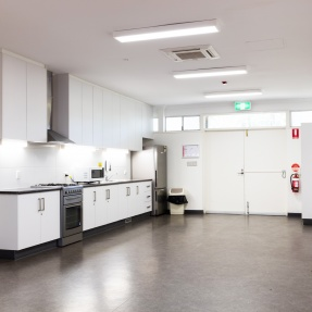 St Peters Youth Centre Kitchen