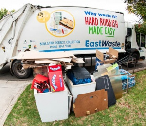Hard Waste & E-waste Bookings