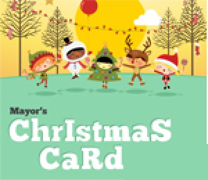 Mayor's Christmas Card Competition