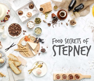 Food Secrets of Stepney