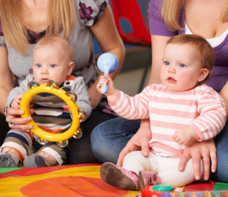 Baby Bounce & Rhyme - St Peters Library