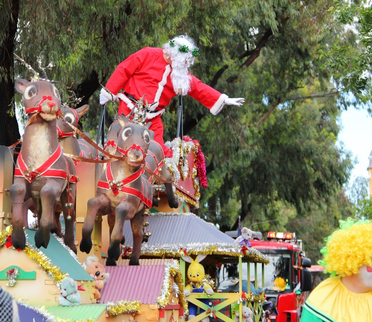 Norwood Christmas Pageant