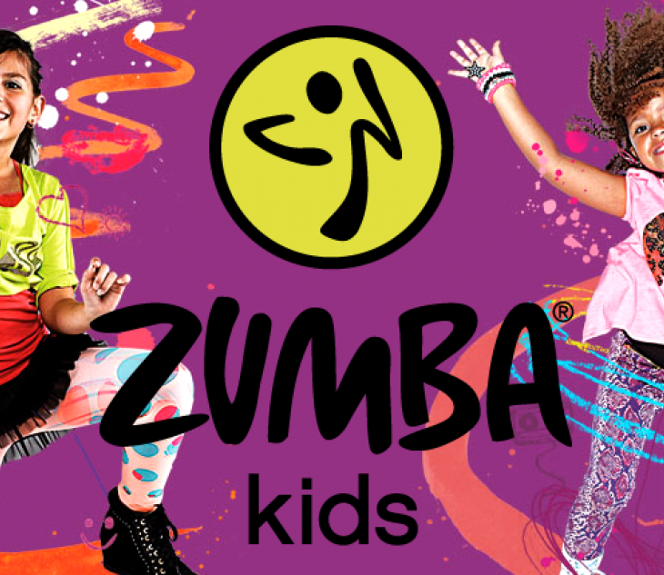Adventures into Zumba (5-12yrs)