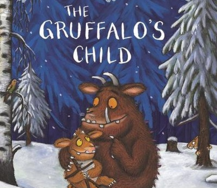 Storytime at Home - The Gruffalo's Child