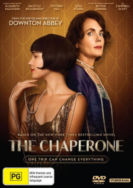 Image for Movies at the Library: The Chaperone