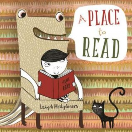 Image for Storytime at Home - A Place to Read