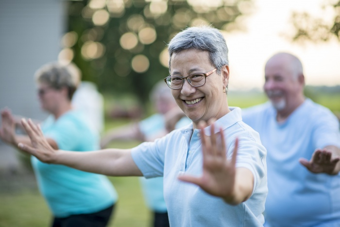 Image for Tai Chi in the Park