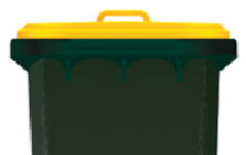 Yellow bin graphic thumb