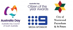 Citizen of the year 2017 logos