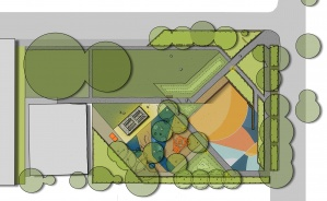 Syd Jones Reserve Option A diagram
